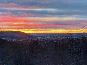 gas-sunset